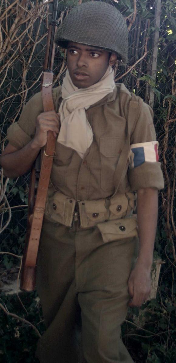 Armée Française de libération 1943-1945  : Petit guide uniformologique  Sanstitre3-copie-5